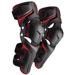 Мотонаколенники EVS Epic Knee Pad Black/Red