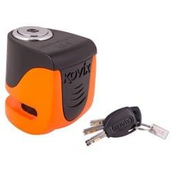 Мотозамок блокировки тормозного диска с сигнализацией Kovix KS6