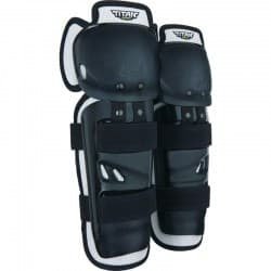 Мотонаколенники FOX Titan Sport Knee Guard CE Black