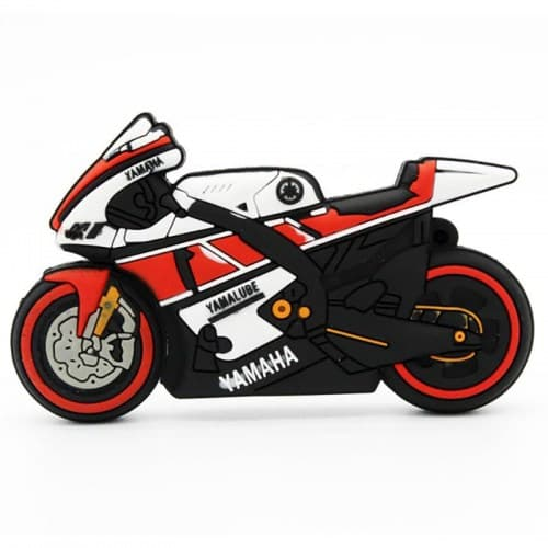 Флэш-накопитель Motorace ST-21 Black/Red/White