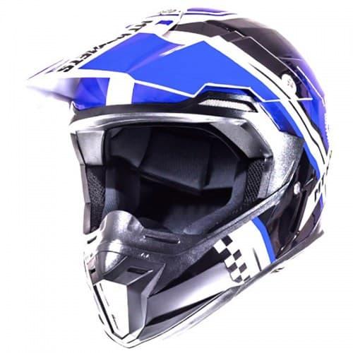 Шлем MT Synchrony Endurance Grey/Silver/Black