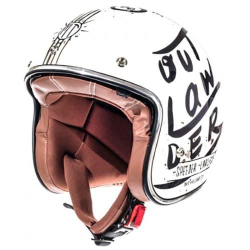 Мотошлем MT Jet Le Mans SV Outlander