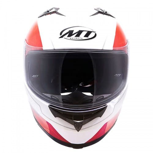 Шлем MT Blade SV Boss White/Black