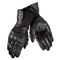 Мотоперчатки женские Shima GT-1 WP Lady Black