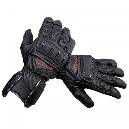 Мотоперчатки Seca Atom II Black