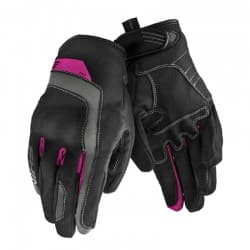 Мотоперчатки женские Shima One Lady Black/Pink