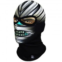 Подшлемник Radical Subskull Eyes Black/Beige/Green