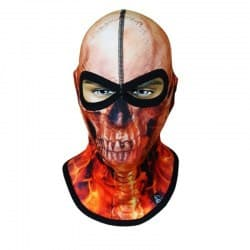 Подшлемник Radical Subskull Eyes Orange/Brown/Black