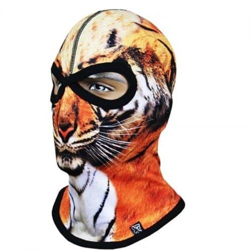 Подшлемник Radical Tiger Eyes Orange/Black