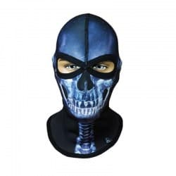 Подшлемник Radical Subskull Eyes Blue/Black