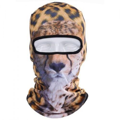 Подшлемник Motorace Leopard