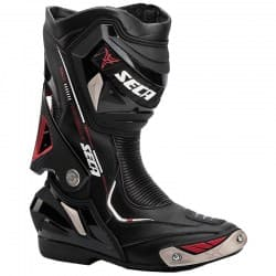 Мотоботы Seca Race Tech Black