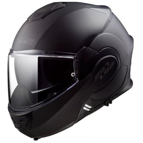 Мотошлем LS2 FF399 Valiant Noir Black Mat