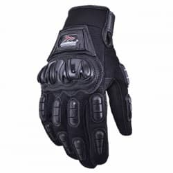 Мотоперчатки MAD Bike MPM-006 Black