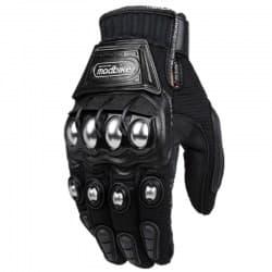 Мотоперчатки MAD Bike MPM-007 Black