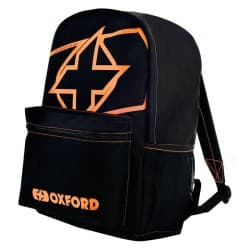 Моторюкзак Oxford OL816 Black/Orange