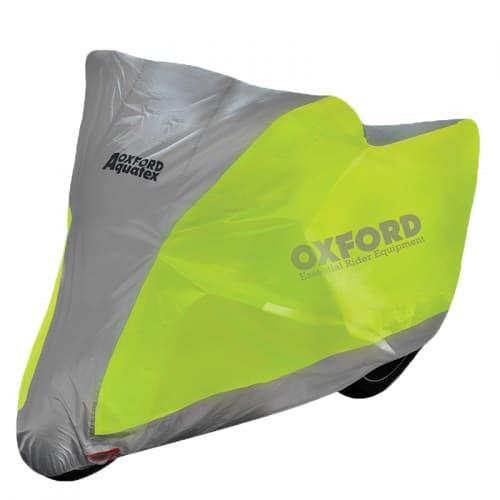 Чехол для мотоцикла Oxford Aquatex Silver-Green