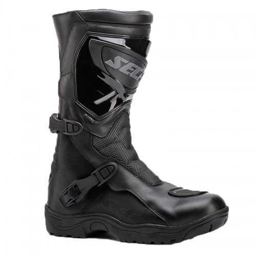 Мотоботы Seca Adventure STX Black