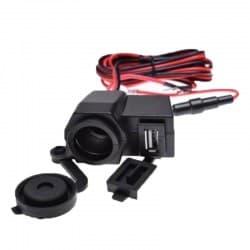 Гнездо USB Motorace PLC-004