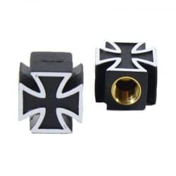 Колпачки вентиля Motorace KLA-010 Black