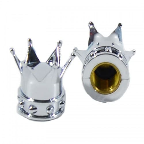 Колпачки вентиля Motorace KLA-012 Silver
