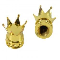 Колпачки вентиля Motorace KLA-013 Gold