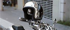 Мотошлем для скутера или мопеда
