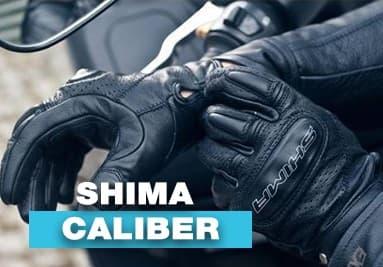 Мотоперчатки Shima Caliber