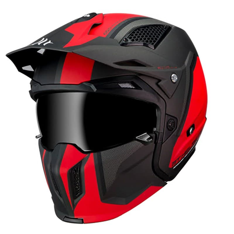 MT Streetfighter SV Twin Black/Red