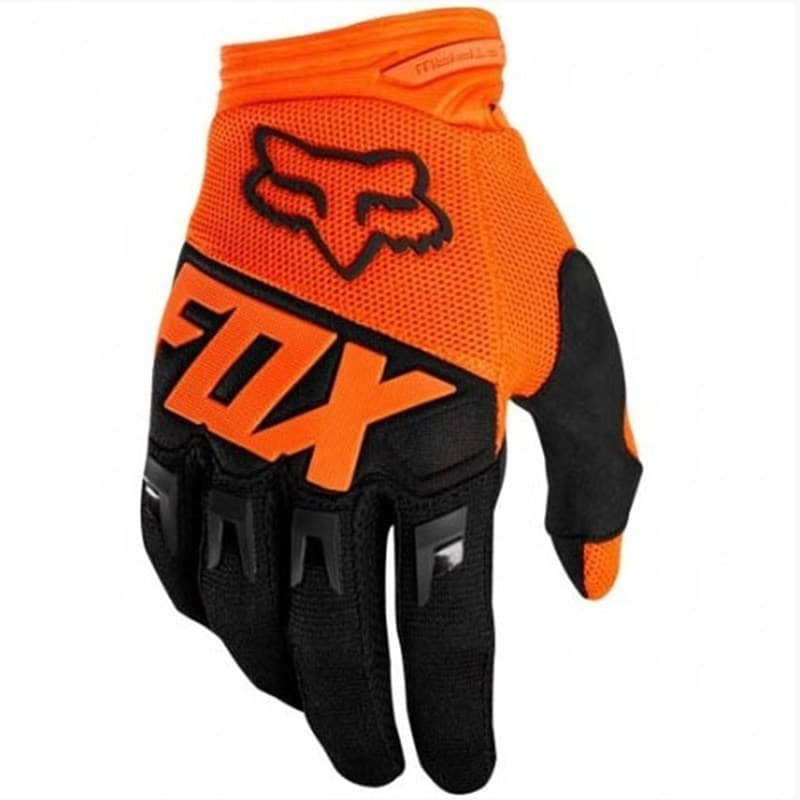 Мотоперчатки FOX Dirtpaw Race Junior Orange/Black
