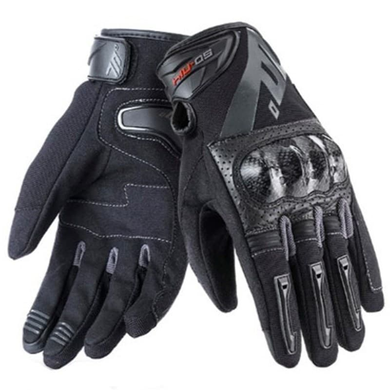 Мотоперчатки Seventy SD-N14 Summer Naked Black/Grey