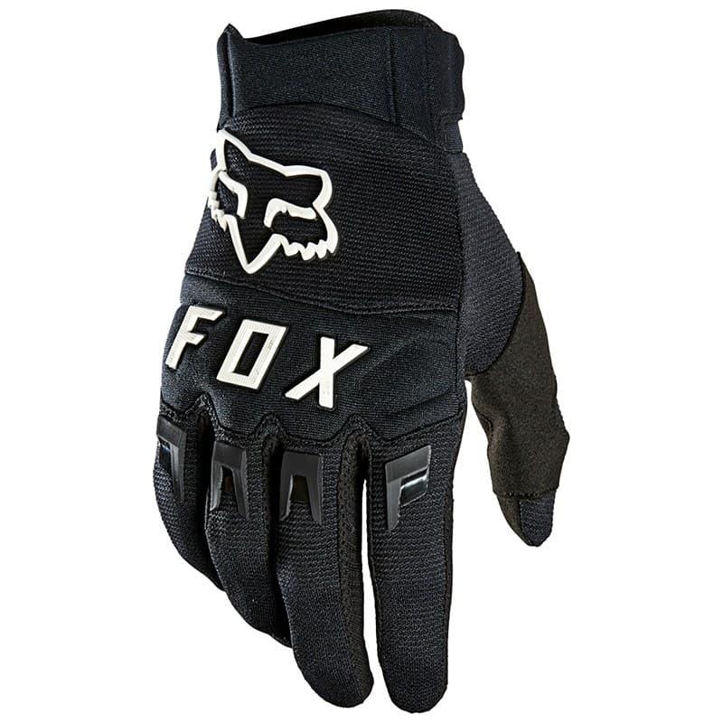 Мотоперчатки FOX Dirtpaw Black/White