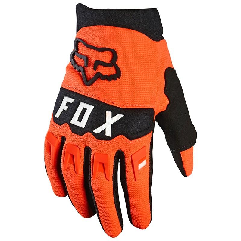 Мотоперчатки FOX Dirtpaw Orange/Black