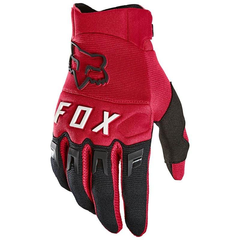 Мотоперчатки FOX Dirtpaw Red/Black