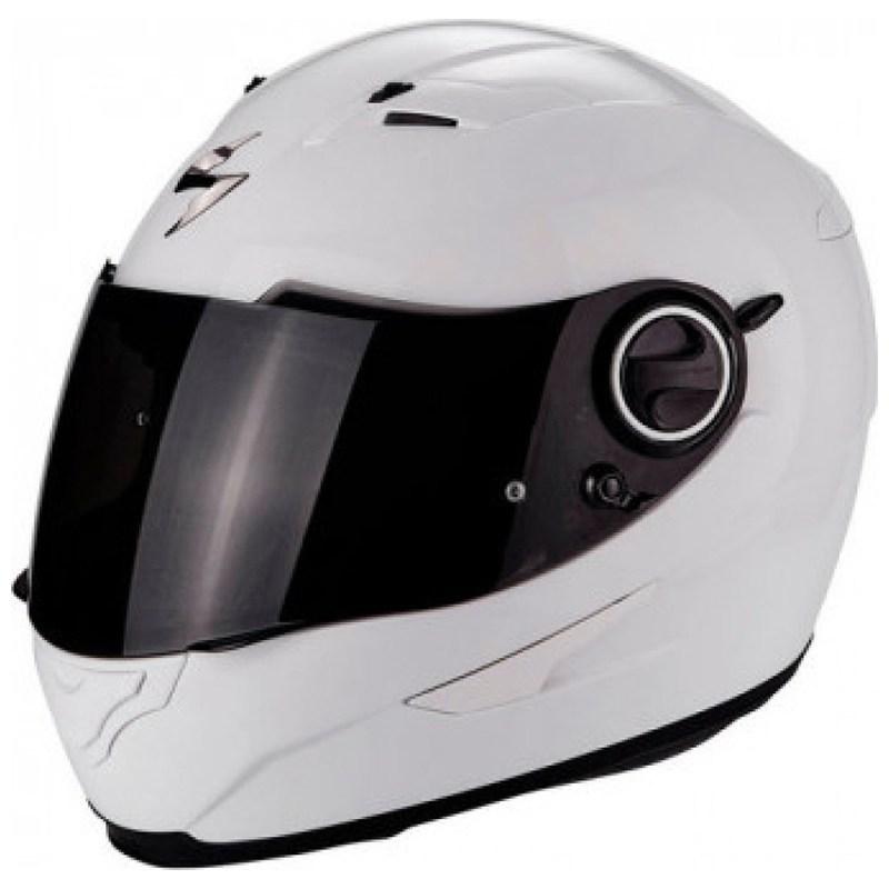 Шлем Scorpion Exo-490 White