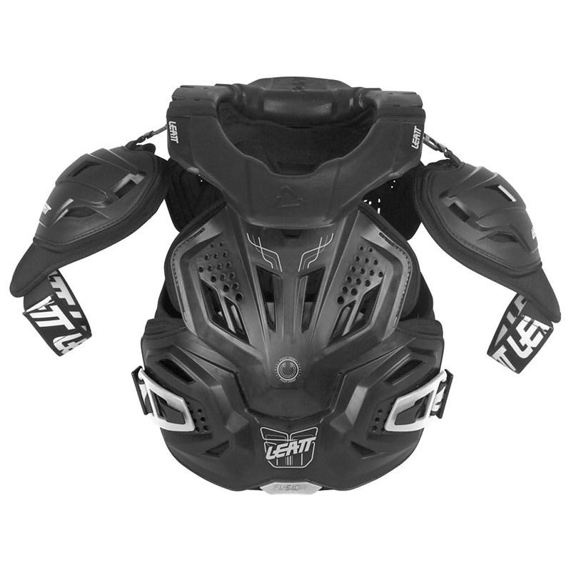 Моточерепаха Leatt Fusion Vest 3.0 Black