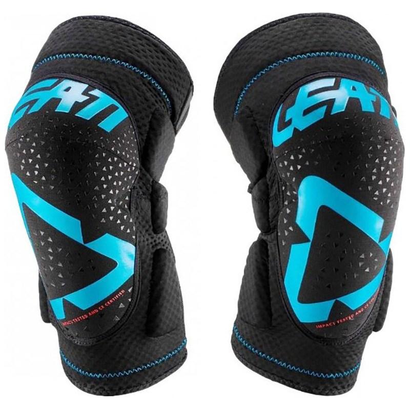 Мотонаколенники Leatt Knee Guard 3DF 5.0 Fuel/Black