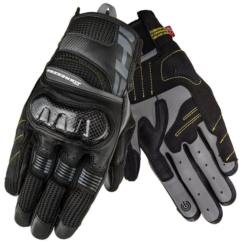 Мотоперчатки Shima X-Breeze 2 Black