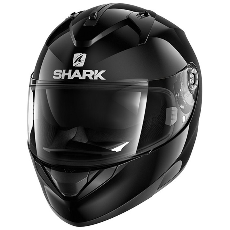 Мотошлем Shark Ridill Blank Black