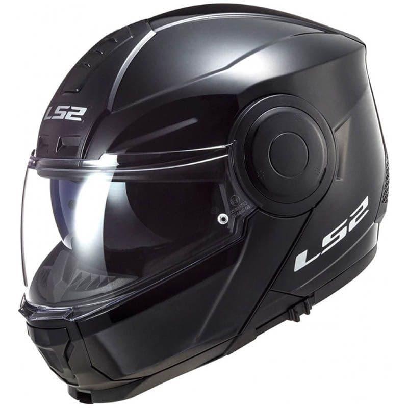 Шлем LS2 FF902 Scope Solid Black Mat