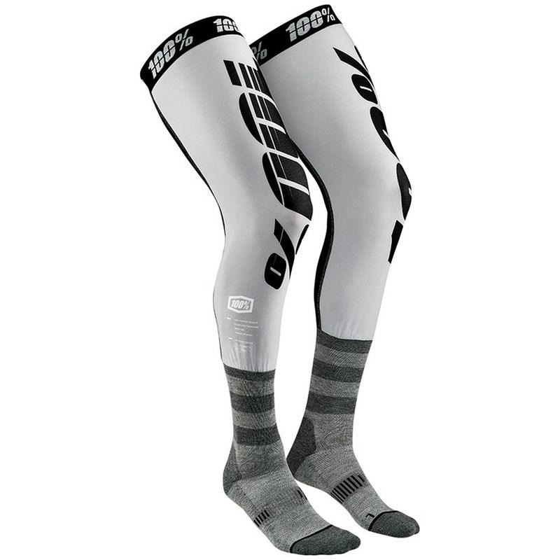 Мотоноски Ride 100% Rev Knee Brace Performance Grey