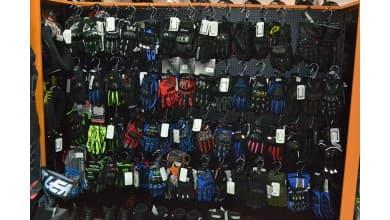 Как выбрать мотоперчатки?